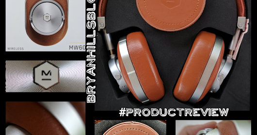 Product Review: MV60 Master and Dynamic Wireless Over-Ear Headphones