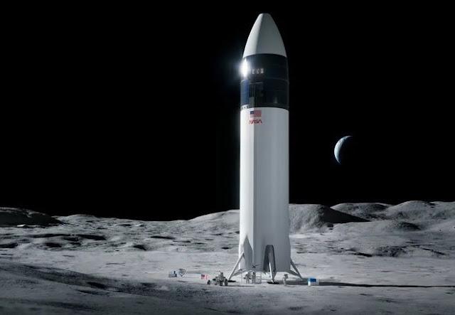 Tỷ phú Elon Musk công bố thời điểm đưa Người Mỹ quay lại Mặt trăng