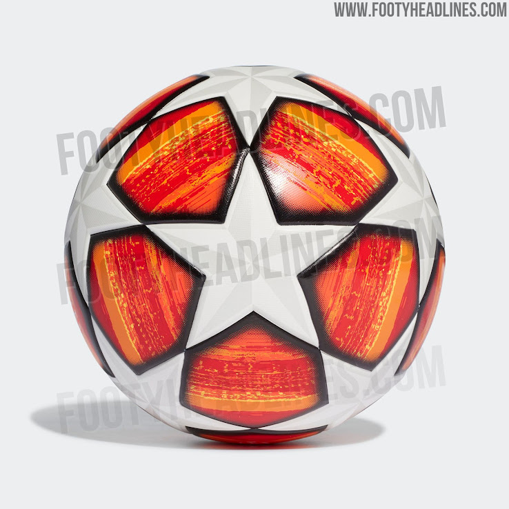 Crazy Adidas 2019 Champions League Madrid Final Ball ...