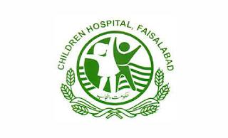 Children's Hospital Faisalabad Jobs 2021 in Pakistan