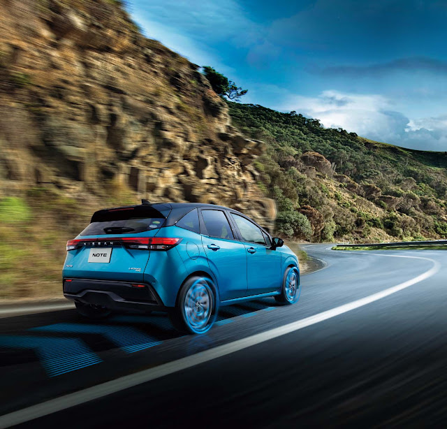 NISSAN NOTE e-POWER AWD