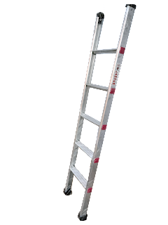Straight Ladder  wall support