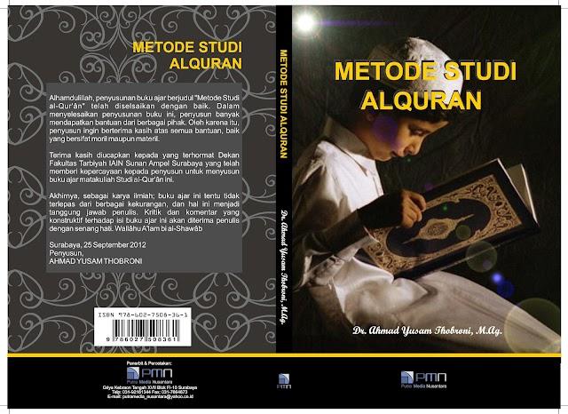 Buku Metode Studi Al Quran