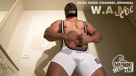 Wev-0001 暴走!!色情筋肉野獣の攻撃的性器と圧倒的なブリ尻の接合運動に犯される!!!