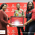 "Ghana News: Vodafone Ghana CEO, Yolanda Cuba, Receives ""WomanRising"" Top Corporate Women Leaders Award"