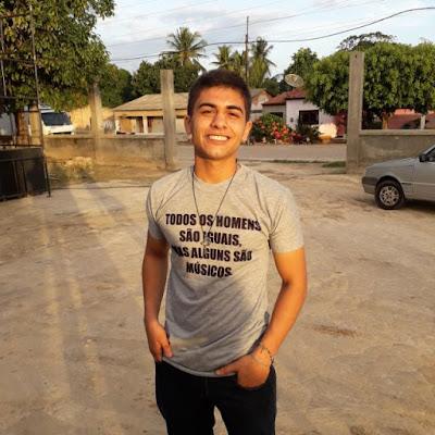 Jovem Samuel Silva Gomes de Batalha/AL vai prestar Workshop de Música Sacra  em Goiás
