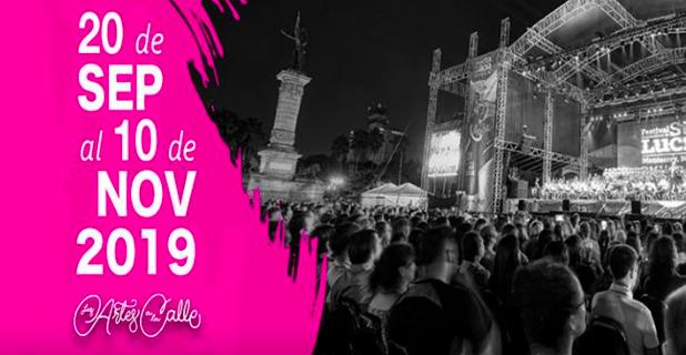 festival santa lucía monterrey 2019