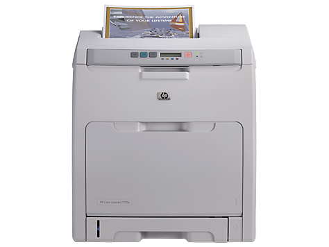 HP Color LaserJet 2700 Printer Drivers