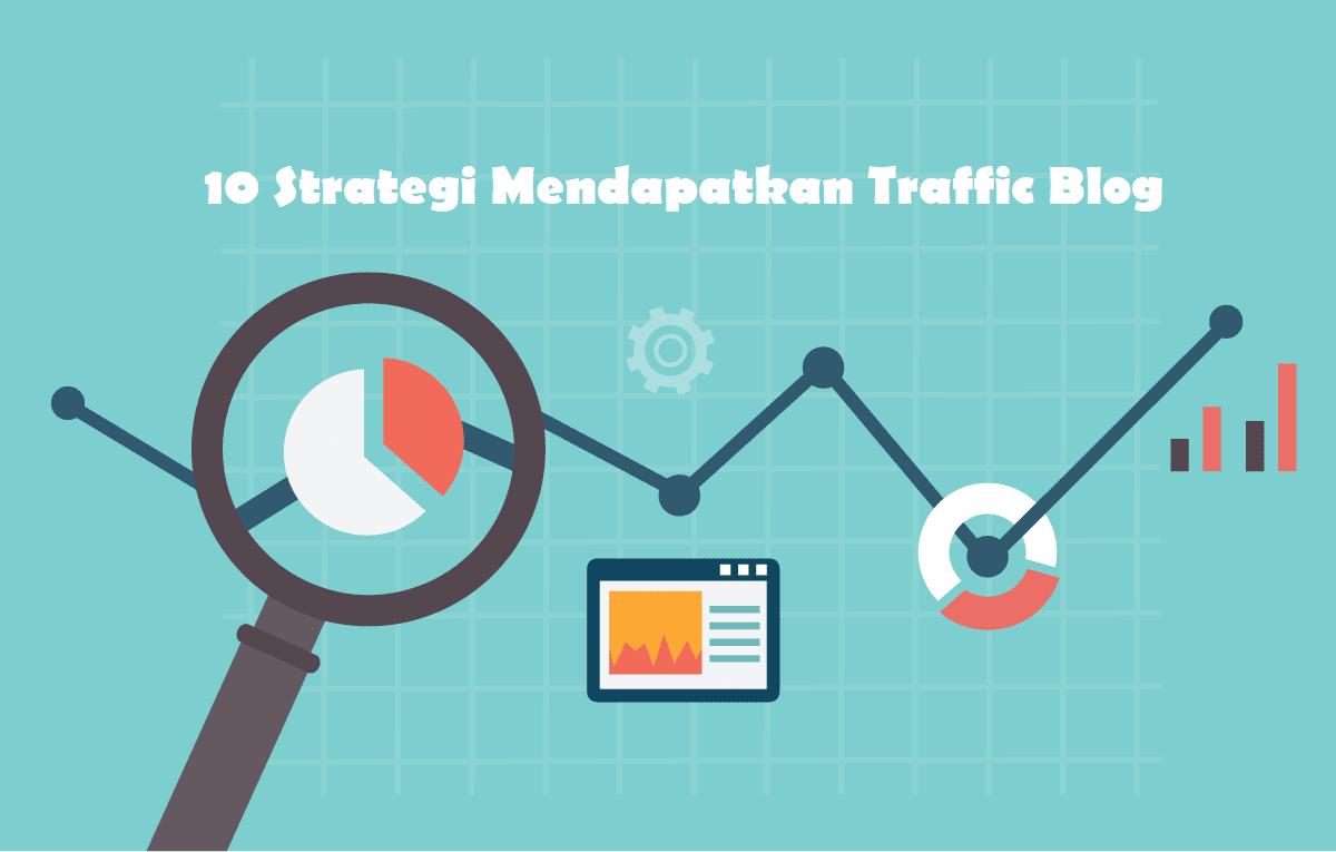 10 Strategi Menjaring Traffic Bagi Blogger Pemula Menurut Barb Sibbing