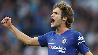 Inter and Atletico shows interested in Chelsea player Marcos Alonso