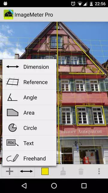 ImageMeter Pro - photo measure Apk