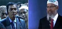 Bapak Kristen Advent yang Marah-Marah pada Zakir Naik