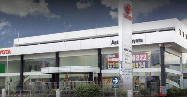 Dealer Toyota Klender Astrido