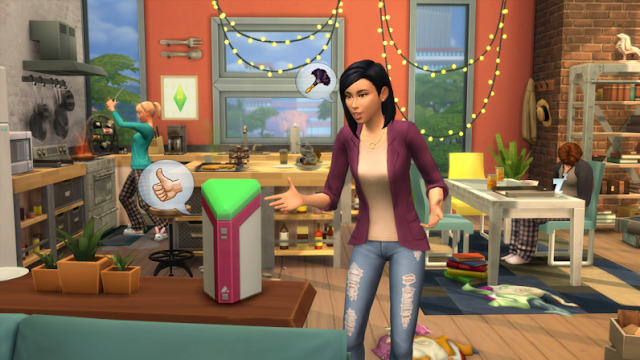 ALTERNATIVES OF SIMS GAME