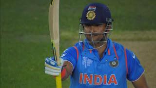 Suresh Raina 110* vs Zimbabwe   5th ODI Hundred Highlights