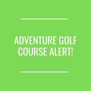 A new Adventure Golf course is being built at Sittingbourne Golf Centre in Kent