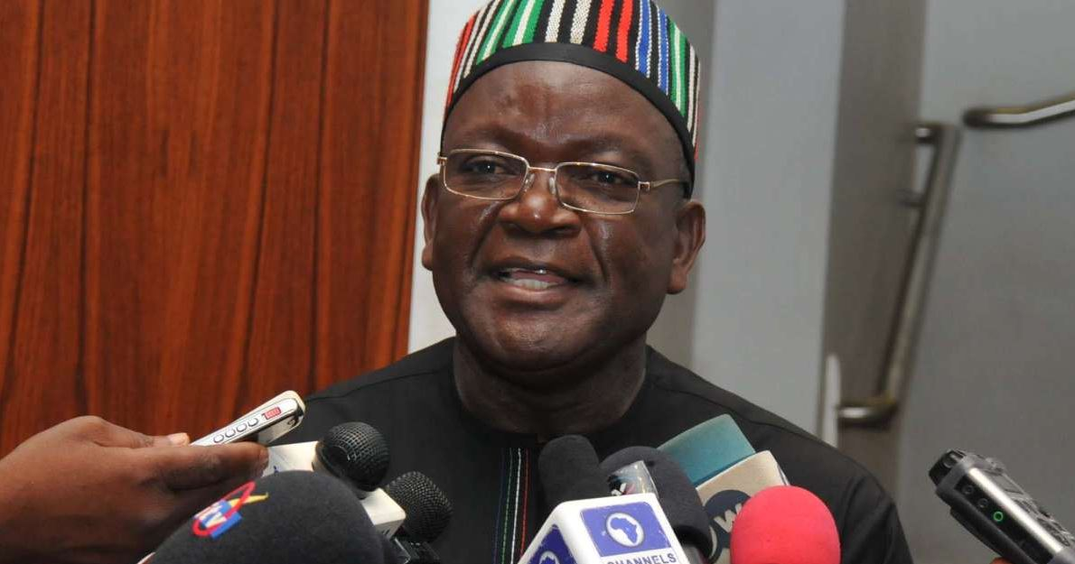 "#EndSARS: ""If I Was In The Shoes Of The Youths Protesting, I Will Do Same"" Benue Governor Ortom #Arewapublisize"
