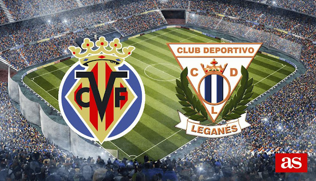 Villarreal vs Leganes Full Match And Highlights