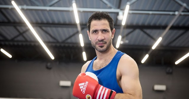 Wessam Salamana is fighting to represent refugees everywhere at Tokyo 2020