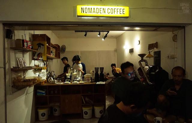 nomaden coffee pasar tawangmangu