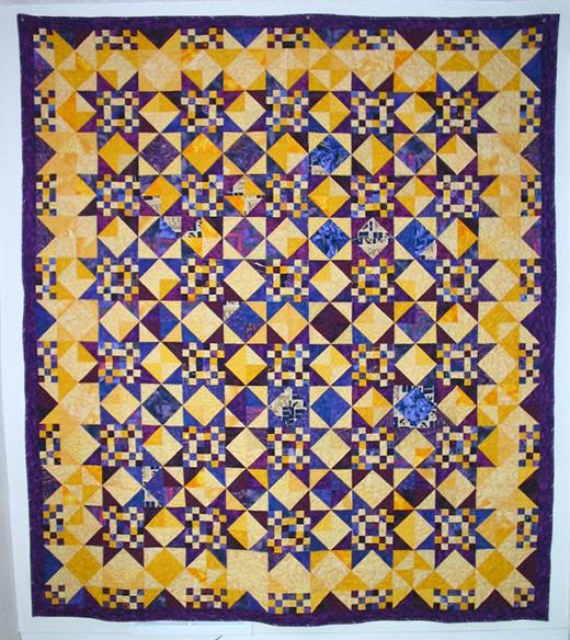Melissa Erickson Quilt Free Pattern