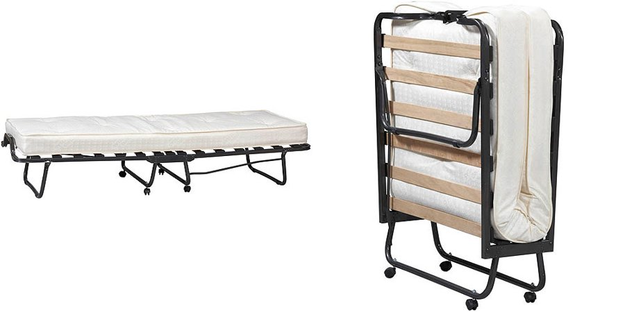 61 24 Reg 182 10 Free Ship Linon Luxor Folding Bed With