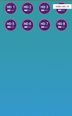 تطبيق RHINO TV apk لمشاهدة القنوات الرياضية
