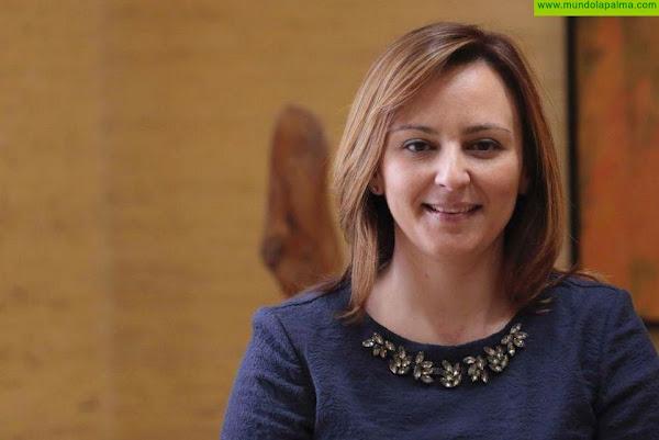 Nieves Lady Barreto pide a la consejera de Cultura del Gobierno que proteja el patrimonio de la isla ante el abandono del Cabildo