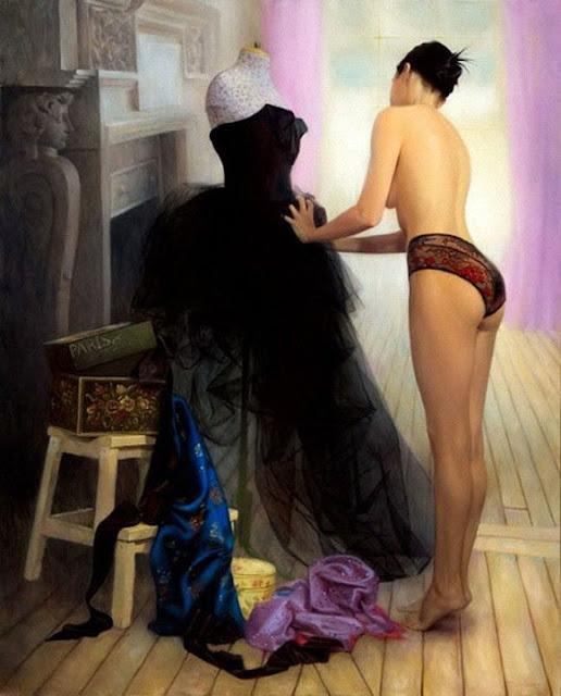 "Russian Artist-""Maria Boohtiyarova and Andrei Belichenko"""