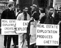 Fair housing march, Chicago, 1968