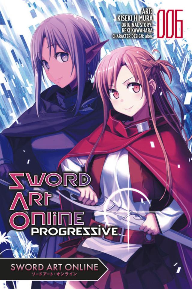 Manga Sword Art Online: Progressive terminará el 28 de febrero con un importante anuncio