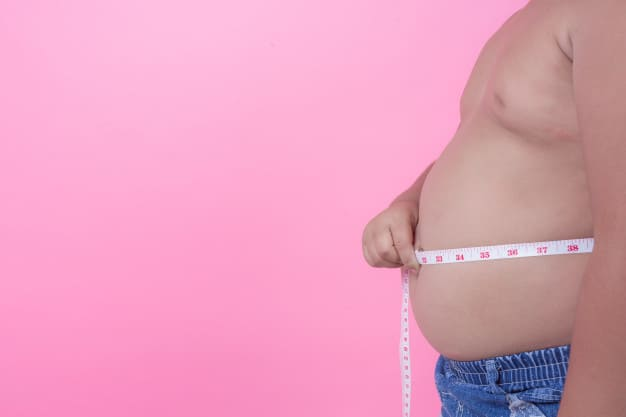Causes and treatment of childhood obesity