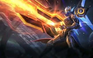 Skin Granger - Starfall Knight