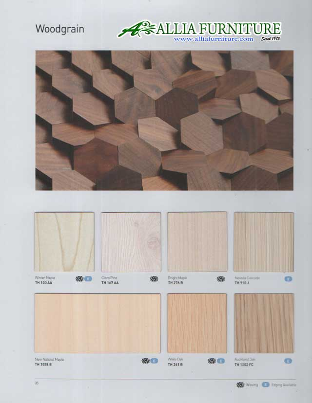 Hpl taco motif kayu 5