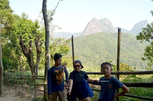 Setelah pos 1 Jalur Pendakian Gunung Lembu | JelajahSuwanto
