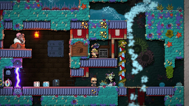 Spelunky 2 Review gameplay snapshot