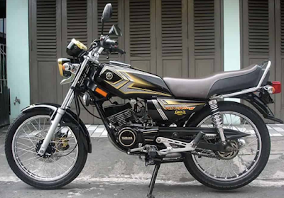 Modifikasi Motor RX KING Minimalis