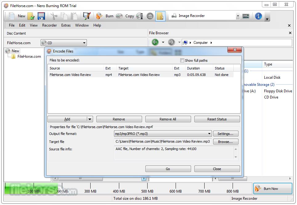 free nero burning software full version