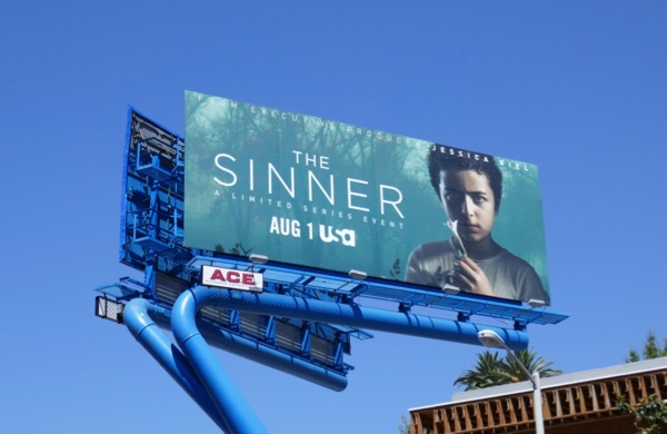 Sinner season 2 billboard