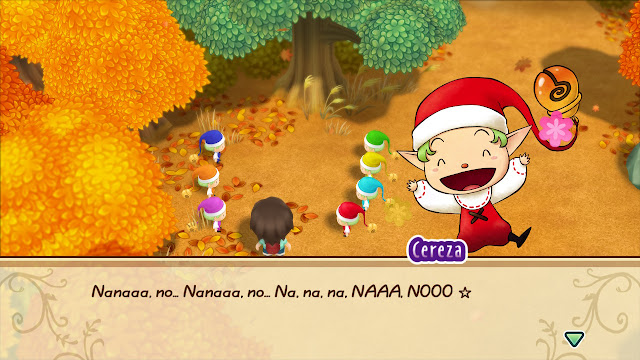 Duendes - Story of Seasons: Friends of Mineral Town