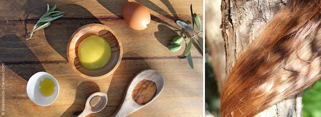 soin naturel base mayonnaise avis cheveux secs