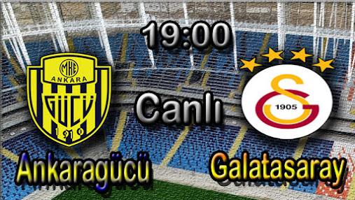 Galatasaray'ın Ankaragücü maçı muhtemel 11'i!