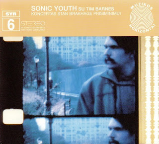 Sonic Youth su Tim Barnes, Koncertas Stan Brakhage Prisiminimui