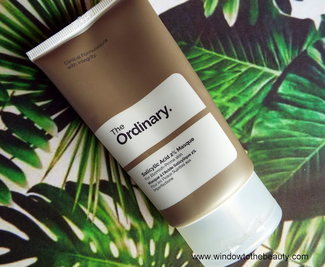 the ordinary Salicylic Acid 2% Masque recenzja