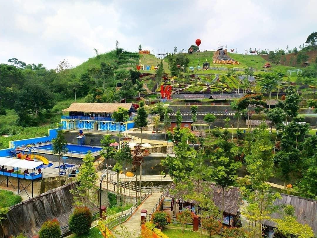 Harga Tiket Masuk Wisata Palalangon Park Ciwidey Bandung