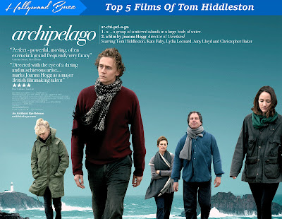 Top 5 Films Of Tom Hiddleston, Hollywood buzz