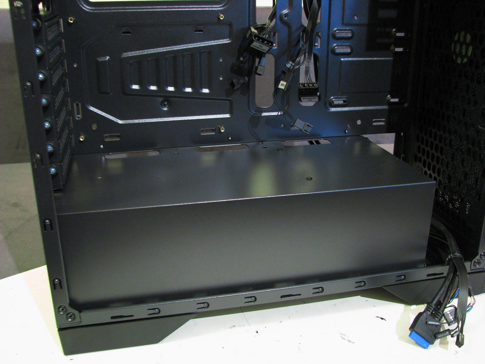 Tknw Silentiumpc Gladius M35 Pure Black Review