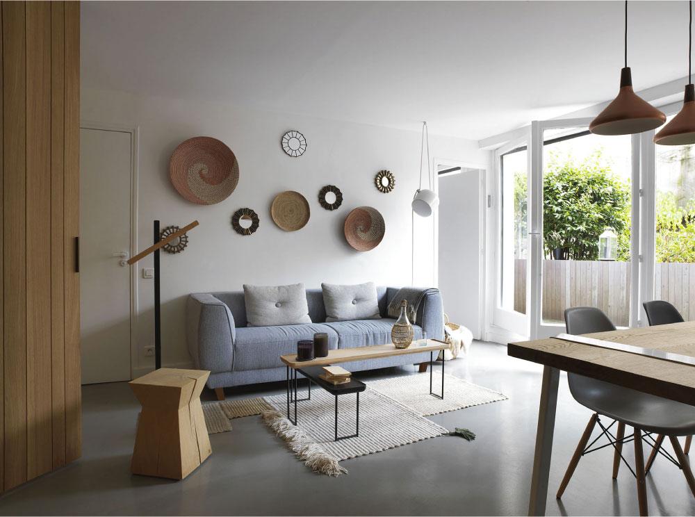 Un piccolo appartamento ripensato come open space  Blog