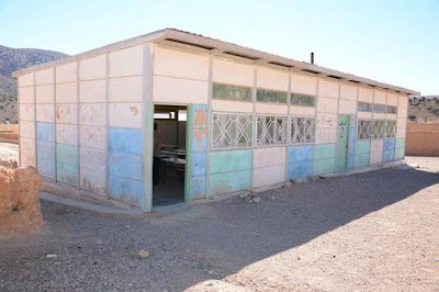 محمد حصاد يعطي تعليمات لهدم جميع أشكال البناء العشوائي داخل المؤسسات التعليمية