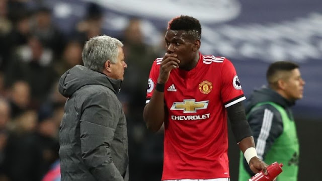 """""""Mourinho The Problem At Manchester United, Not Paul"""" - Mathias Pogba"""